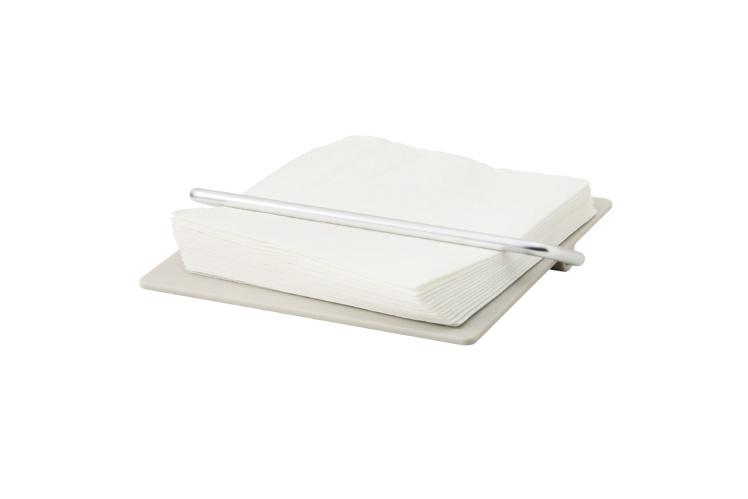 Nap-It napkin holder with napkins